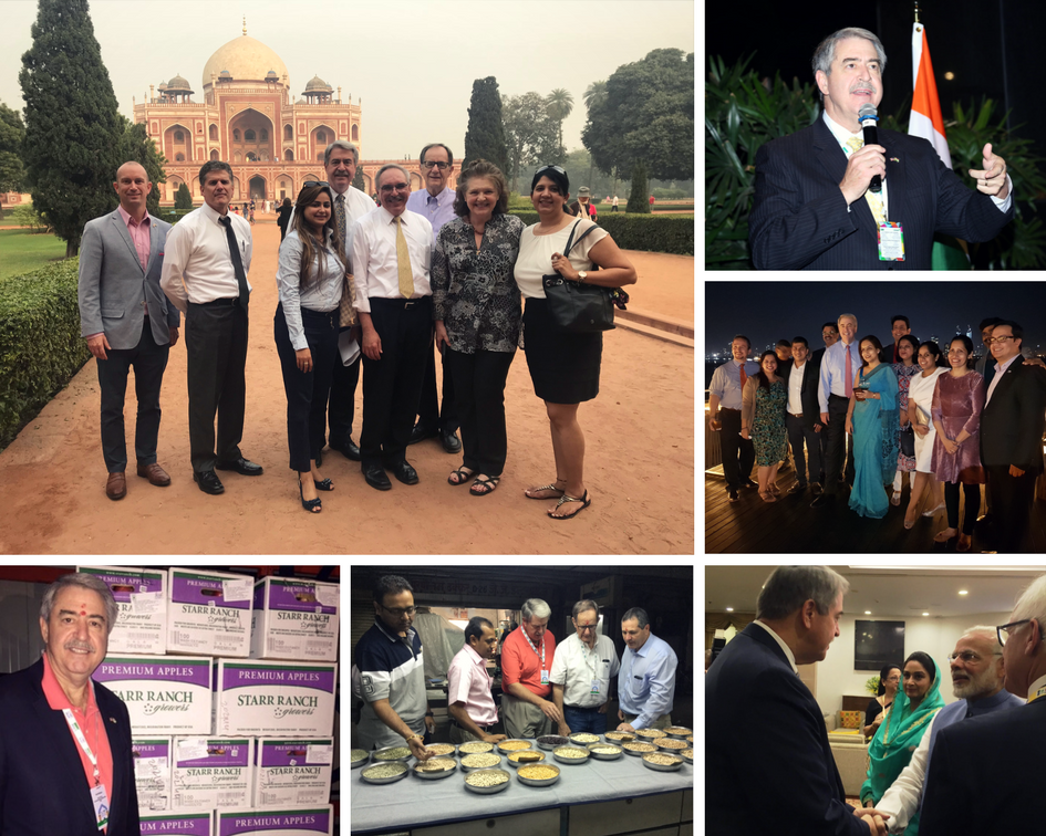 USDA Trade Mission Builds Bridges, Breaks Down Barriers in India