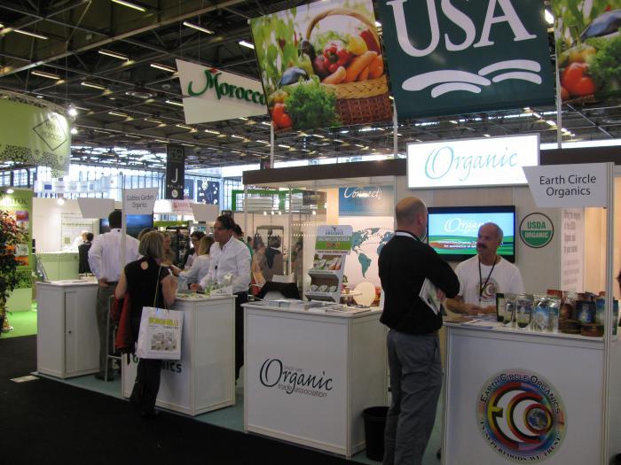 SIAL Paris 2014 trade show
